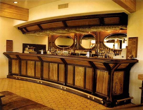 Nice Custom Bar Builder Dale Hood